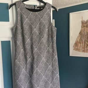 Banana Republic Houndstooth Dress